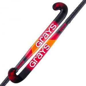 Gray's Hockey Rogue Ultrabow (Black/Red)