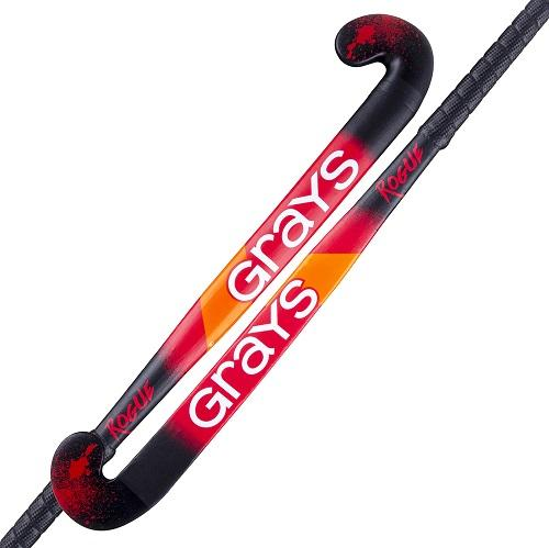 Gray's Hockey Rogue Ultrabow (Black/Red)