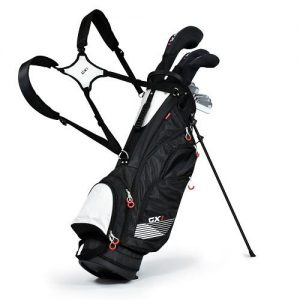 Masters GX1 Gents Right Hand Steel Clubpack