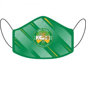 Offaly GAA Face Mask - Colgan Sports