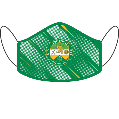 Offaly GAA Face Mask - Colgan Sports