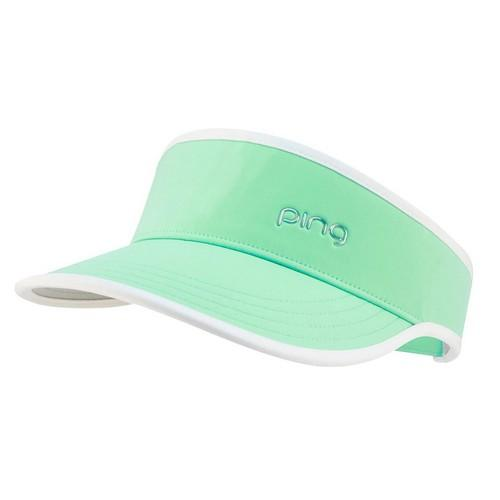 Ping Ladies Visor mint & White Colgan_Sports