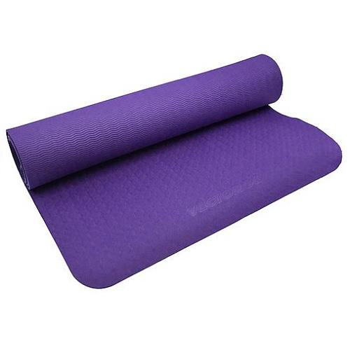 Vector X 4mm TPE Yoga Mat purple