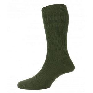 Peter England Plain Natural Merino Wool Rich Men's Socks Colgan_Sports