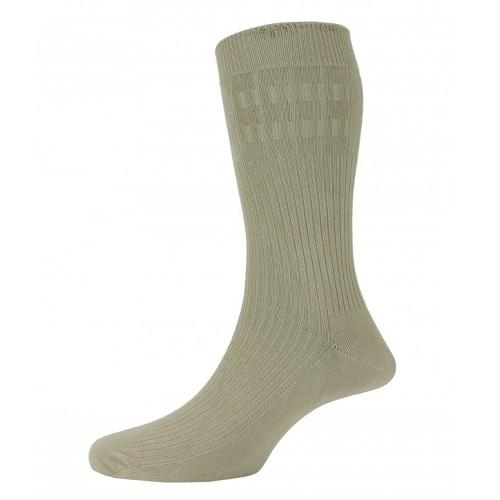 Peter England Plain Natural Merino Wool Rich Men's Socks Colgan_Sports