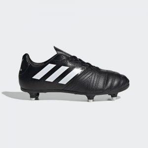 adidas All Blacks Soft Ground Junior Boots