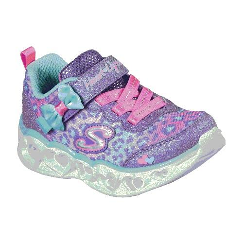 Skechers S Lights: Heart Lights - Untamed Heart Colgan Sports