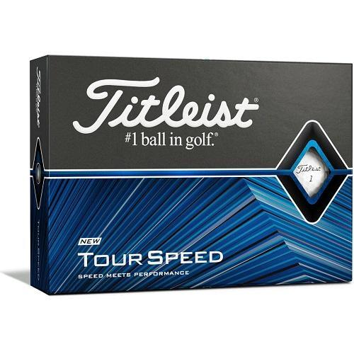 Titleist Tour Speed 2020 Golf Balls Colgan Sports