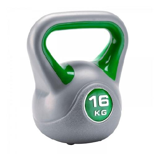 York Fitness Vinyl Kettlebel Colgan Sports