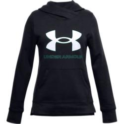 Under Armour Rival Fleece Logo Hoodie Girls Colgan_Sports_and_Golf
