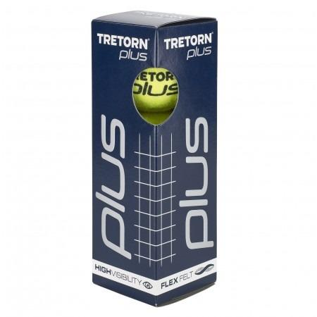 tretorn plus tennis balls 3 pack Colgan Sports