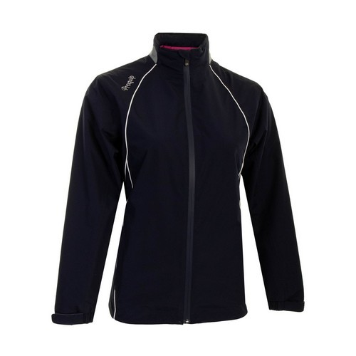 ProQuip Ladies Emily Waterproof Jacket - Navy