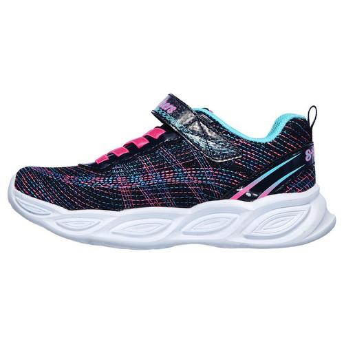 Skechers Kids S Lights: Shimmer Beams - Sparkle Glitz shoe Colgan_Sports
