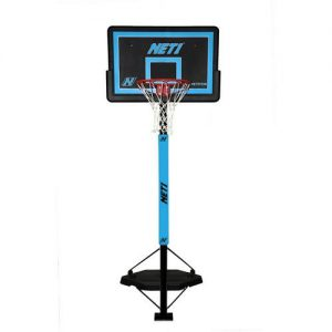 NET1 Competitor Portable Basketball System Colgan_Sports