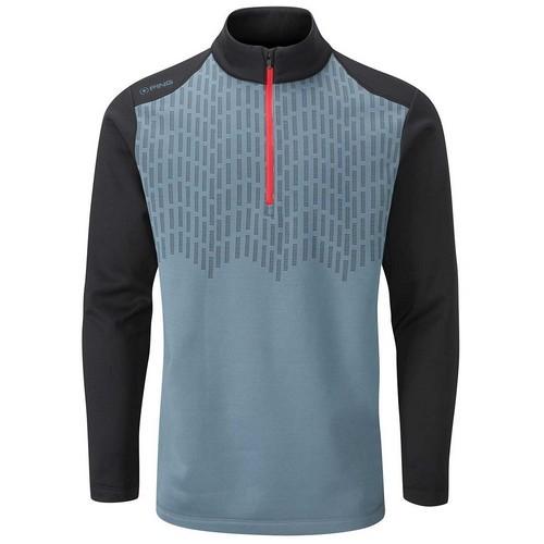 PING Men's Nordic Half Zip Fleece Top Colgan Sports
