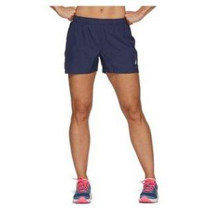 Asics Silver Women's 4 Inch Short