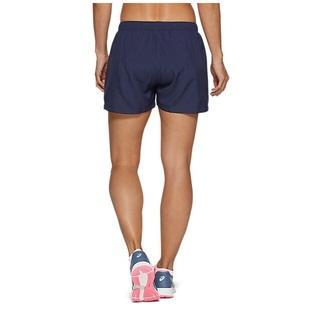 Asics Silver Women's 4 Inch Short back