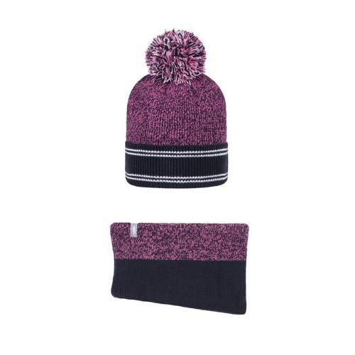 Catriona Bobble Hat/Neck Warmer Colgan_Sports
