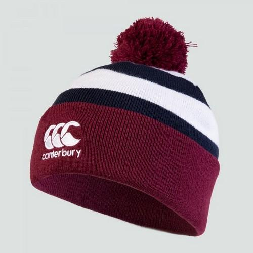Canterbury Wide Hooped Bobble Hat Colgan_Sport