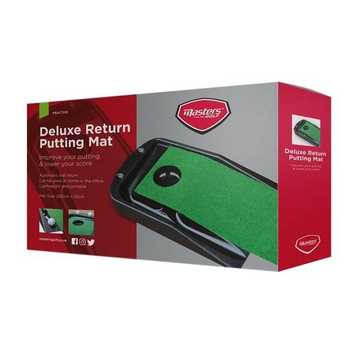 Masters Deluxe Return Putting Mat Colgan_Sports
