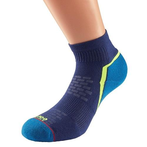 1000 Mile Active Quarter Sock Colgan Sports