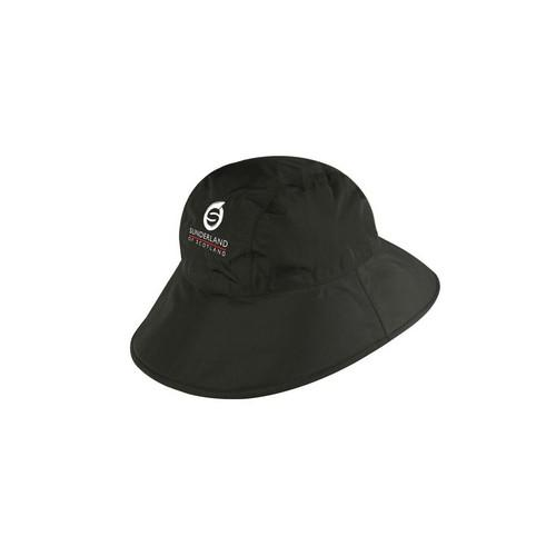 Sunderland Mens And Ladies Ultra Lightweight Wide Brim Waterproof Golf Hat Colgans_Sports