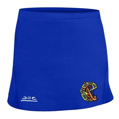 Atak Camogie Compression Skort Royal Colgan_Sports_and_Golf