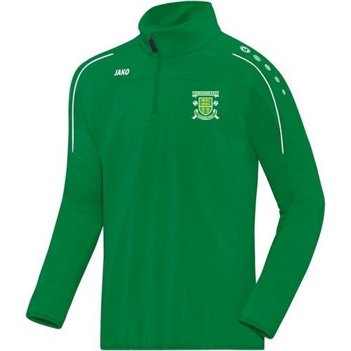 Portlaoise AFC Classico Rain Zip Top Colgan_Sports_and_Golf