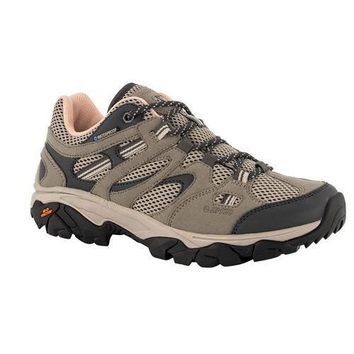 Hi-Tec Ladies Ravus Vent Lite Low Waterproof Walking Shoes Colgan_Sports