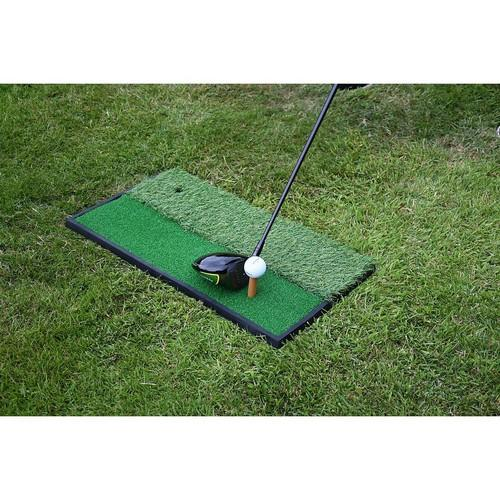 Precision Launch Pad 2 in 1 Golf Practice Mat