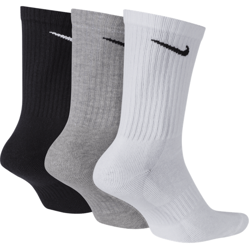 Nike Everyday Cushioned Training Crew Socks (3 Pairs) Colgans_Sports