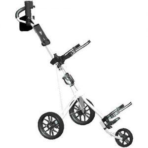 FastFold Force 3 Wheel Golf Trolley Colgans_Sports