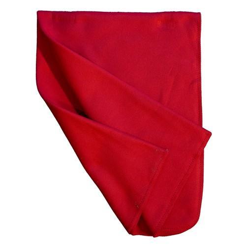 Red Fleece blanket Colgan_Sports