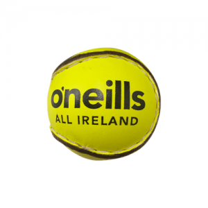 O'Neills All Ireland Hurling Ball - Yellow Colgan_Sports