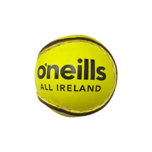 O'Neills All Ireland Hurling Ball - Yellow Colgan_Sports