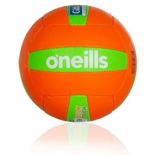 Quick Touch Football Orange - Green Colgan_sports