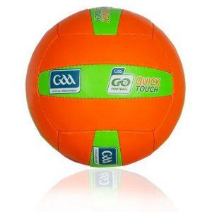 Quick Touch Football Orange - Green Colgan_sports
