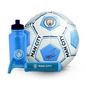 Man City Football Signature Gift Set Colgan_Sports