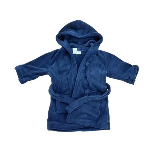 Child's Dressing Gown – Navy Colgan_Sports