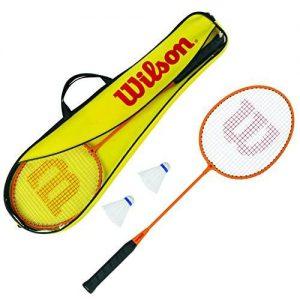 Wilson Badminton 2 Player Gear Set Colgan_Sports