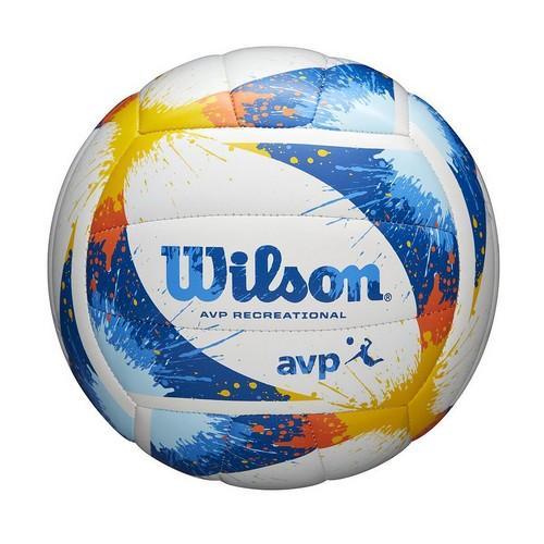 Wilson Splatter volleyball Colgan_Sports