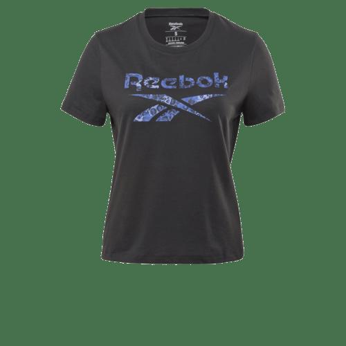 Reebok Modern Safari Logo T-Shirt Ladies