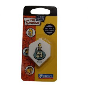 Unicorn Dart Flights - The Simpsons - Colgan_sports
