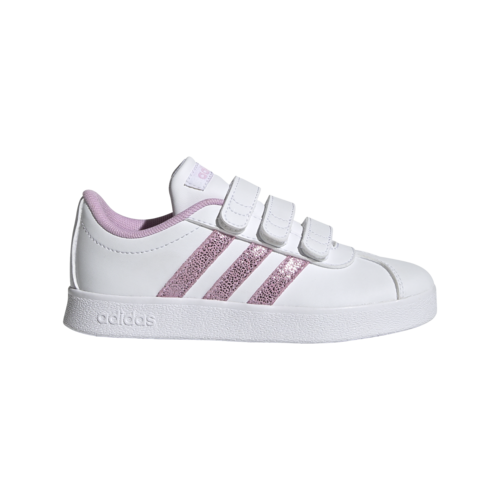 adidas VL Court 2.0 Shoes Infant Girls Colgan_Sports_and_Golf