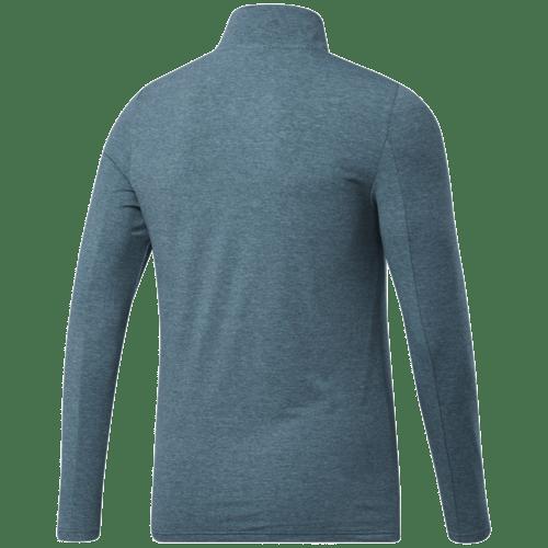 Reebok Mens Activchill+Cotton Quarter-Zip Top Colgan_Sports_and_Golf