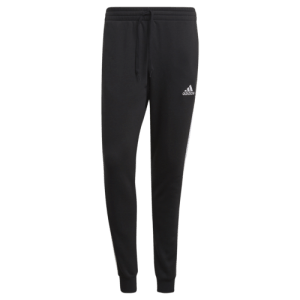 adidas Mens Essentials Fleece Fitted 3-Stripes Pants Colgan_Sports_and_Golf
