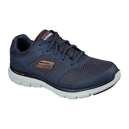 Skechers Men's Flex Advantage 4.0 Shoe 232225-NVY Colgan_Sports_and_Golf
